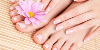 unghie mani piedi