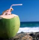 10 benefici dell'acqua di cocco